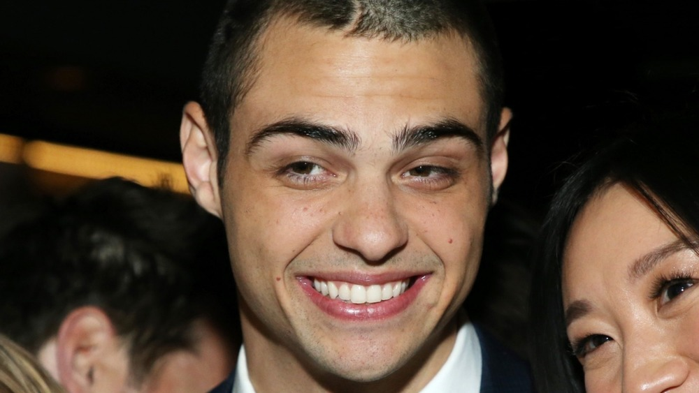 Noah Centineo Face Smile