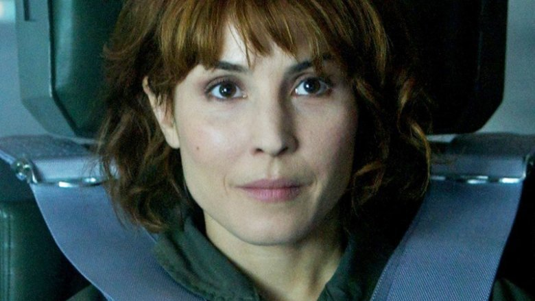 Noomi Rapace as Dr. Elizabeth Shaw in Prometheus