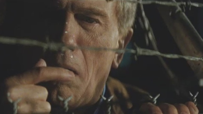 Frank Brennan in Looper
