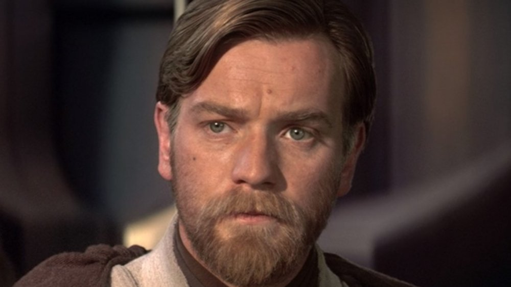 Ewan McGregor as Obi-Wan Kenobi in Star Wars