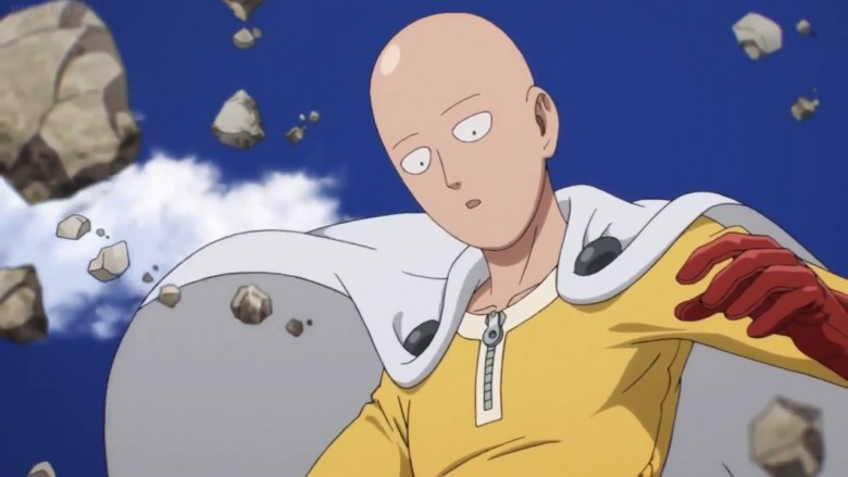 One-Punch Man joins Netflix lineup