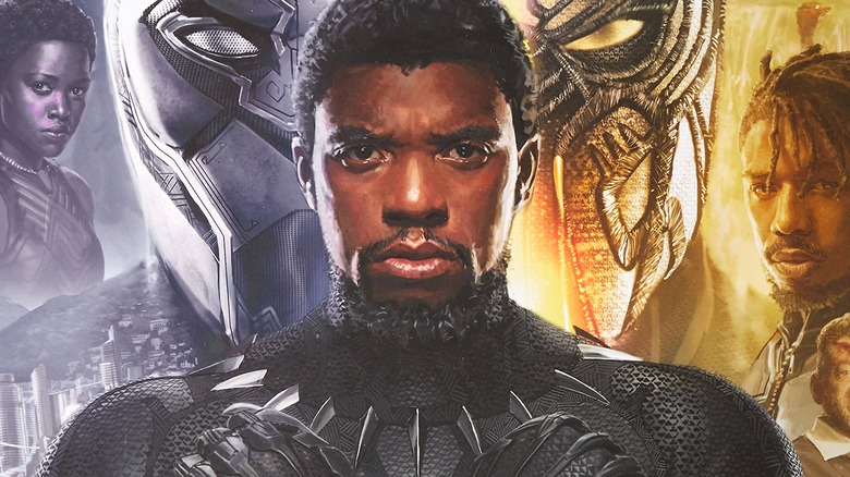 Marvel's Black Panther: The Art of the Movie cover