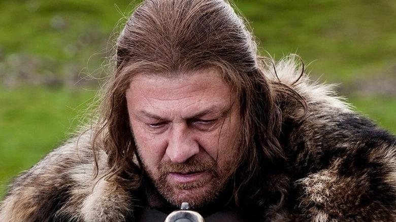Sean Bean in Game of Thrones' first season