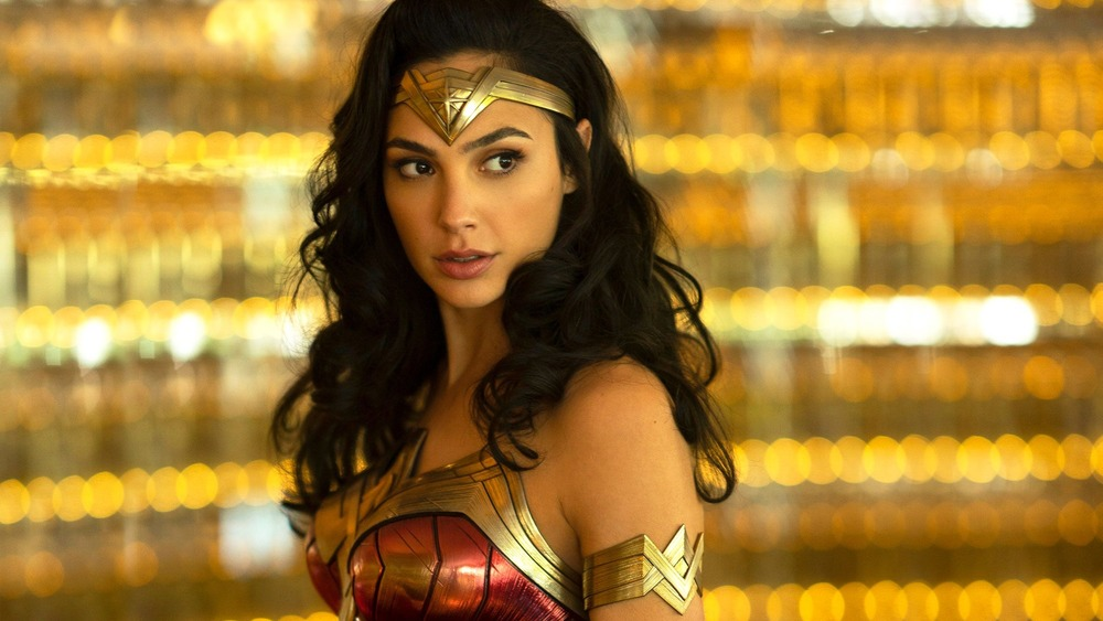 Gal Gadot as Wonder Woman in 'Wonder Woman 1984'