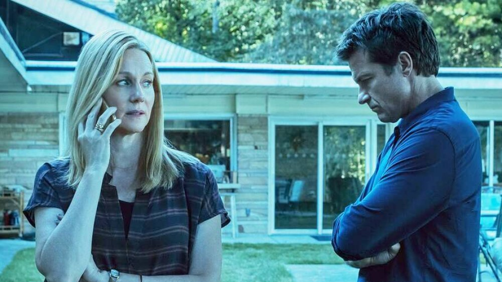 Jason Bateman and Laura Linney as Marty and Wendy Byrde in Ozark