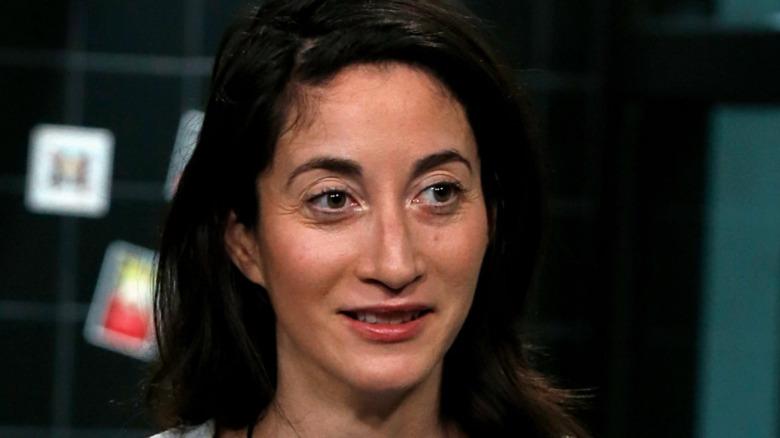 Author Lauren Oliver