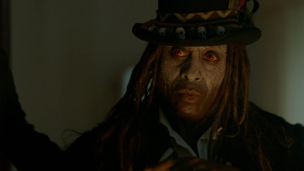 Lance Reddick as Papa Legba in American Horror Story: Coven