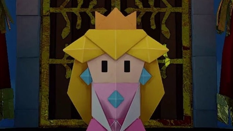 paper mario origami king mushroom kingdom
