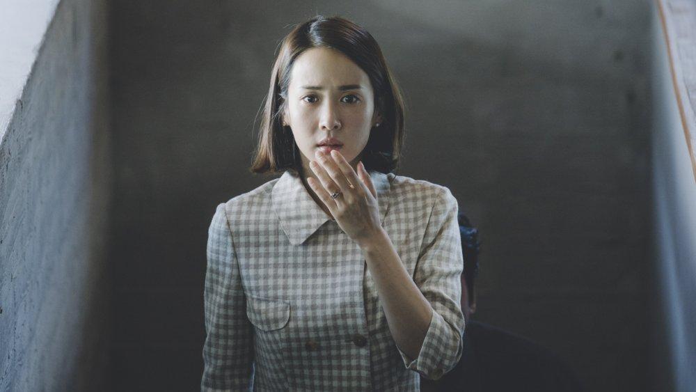 Cho Yeo-jeong as Yeon-gyo in Parasite