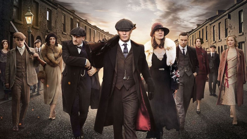 the cast of Peaky Blinders