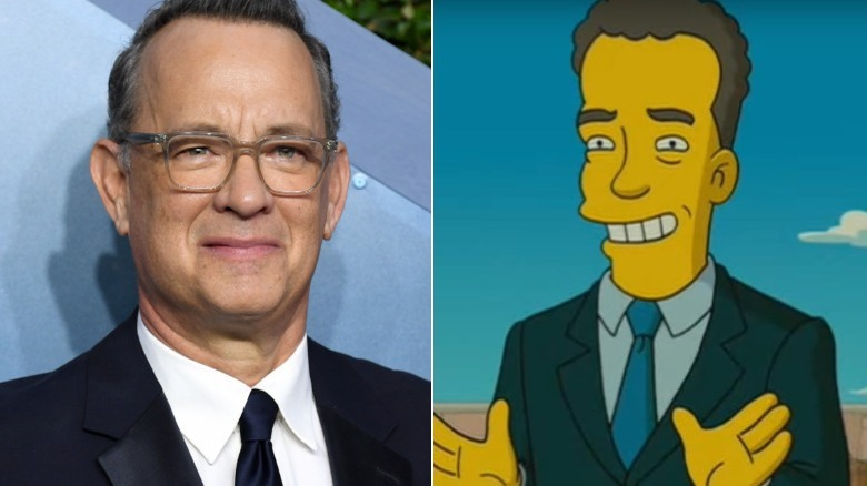 Did The Simpsons Predict Tom Hanks Getting Coronavirus