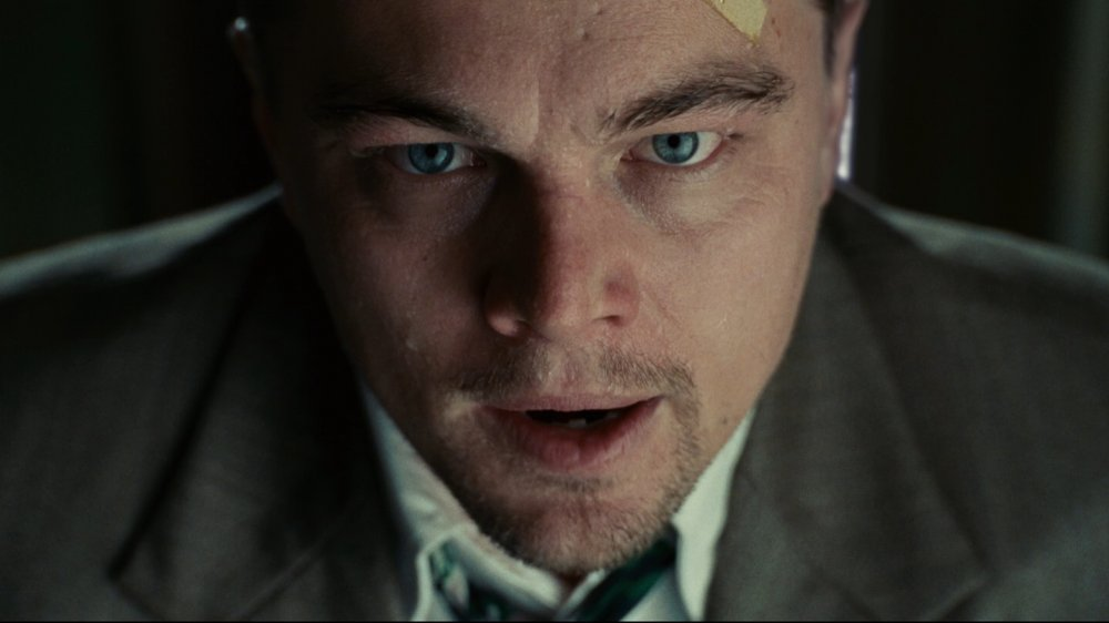 Leonardo DiCaprio as Edward 'Teddy' Daniels in Shutter Island