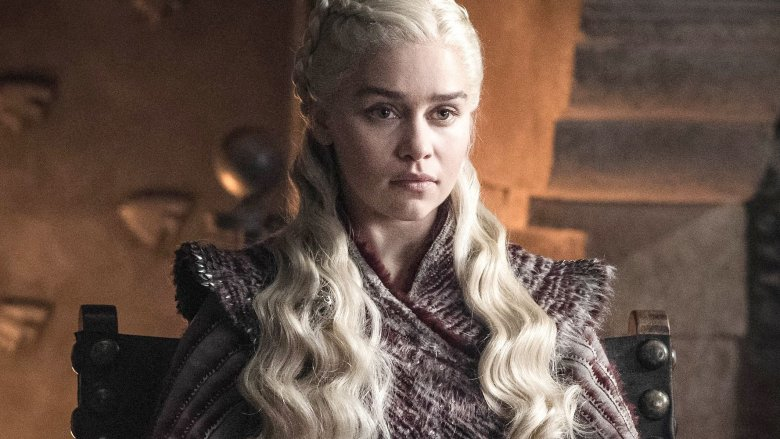 Daenerys as a White Walker.