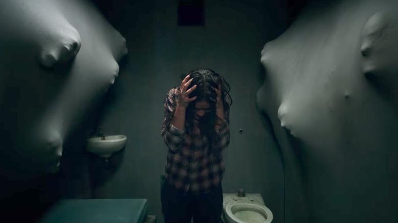 New Mutants - spooky way (trailer screengrab)