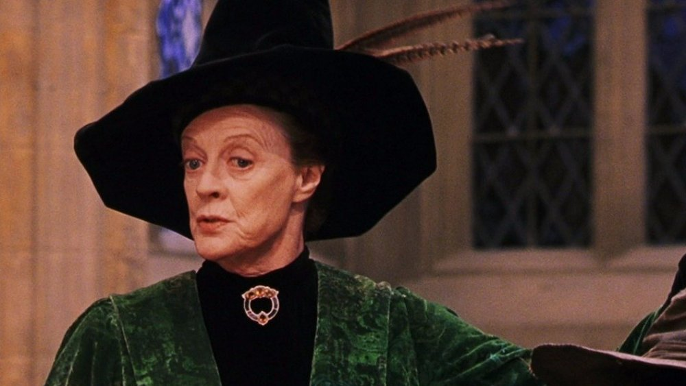 Professor Mcgonagall S Entire Backstory Explained