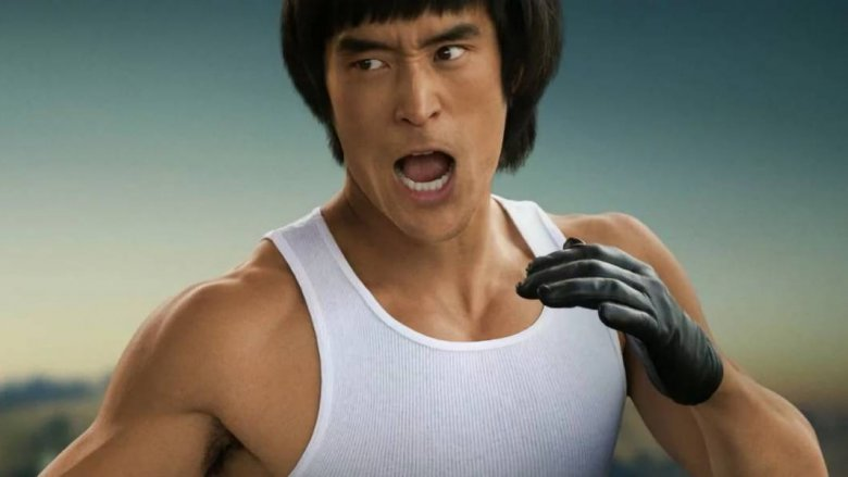 Mike Moh Bruce Lee Once Upon a Time in Hollywood