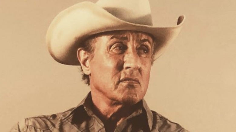 Sylvester Stallone as John Rambo in Rambo 5: Last Blood