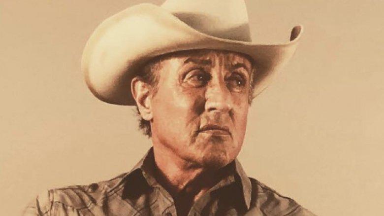 Sylvester Stallone Rambo 5 cowboy