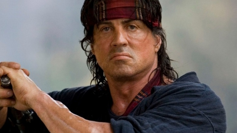 best deals on 42677 f4c01 Rambo V  Sylvester Stallone talks Rambo s past in Instagram post