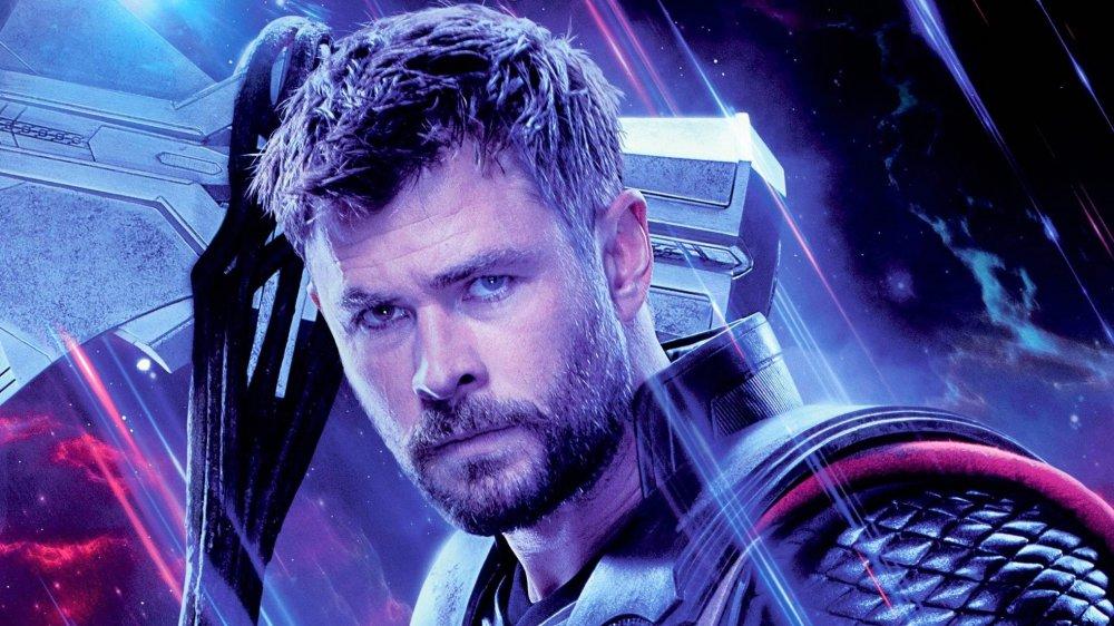 Chris Hemsworth in Avengers: Endgame