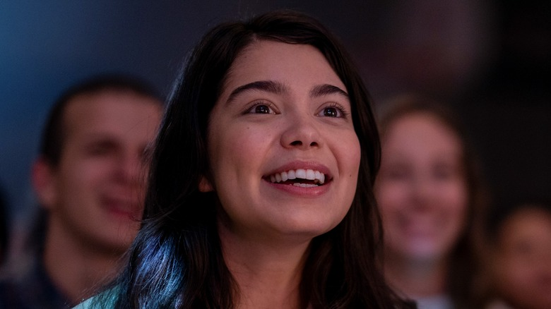 Auli'i Cravalho in All Together Now