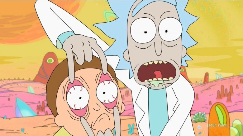 References you may have missed in Rick and Morty