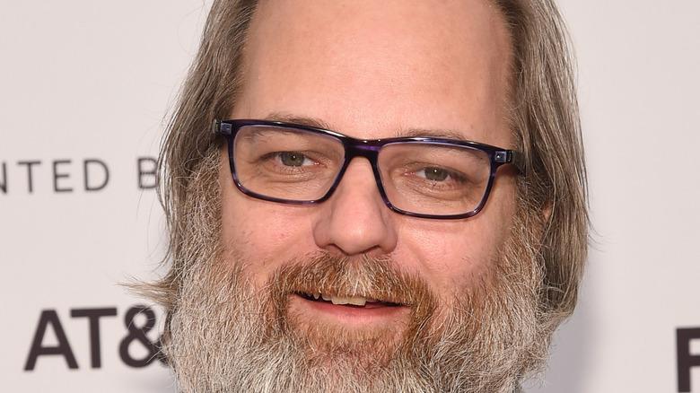 Dan Harmon beard