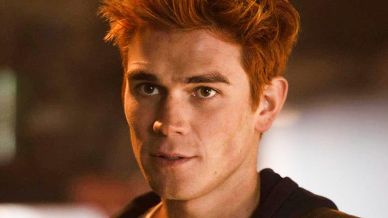 KJ Apa Archie Riverdale