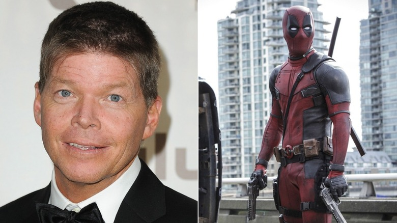 Rob Liefeld, Ryan Reynolds as Deadpool