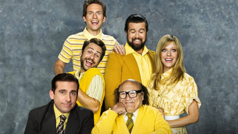It's Always Sunny in Philadelphia The Office crossover