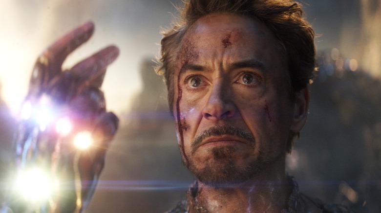 Robert Downey Jr. Iron Man Avengers: Endgame