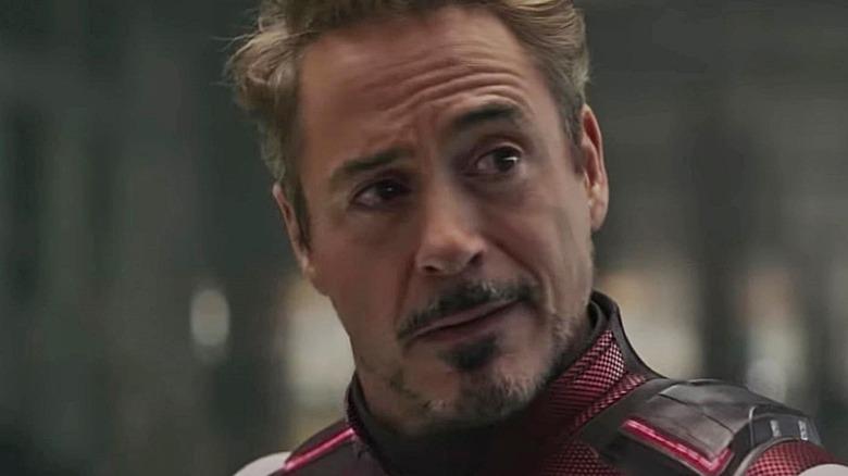 Robert Downey Jr. MCU Iron Man
