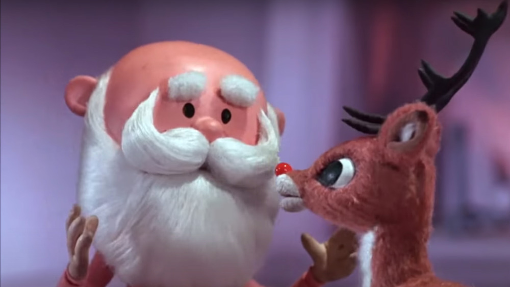 rudolph the rednosed reindeer almost never happened here