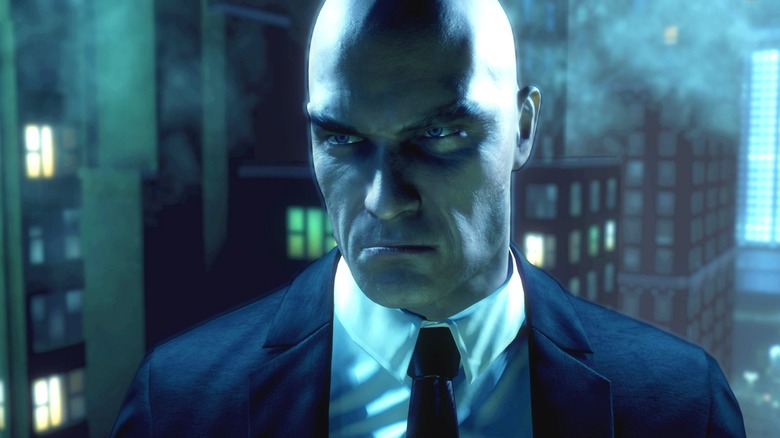 Hitman Absolution Agent 47