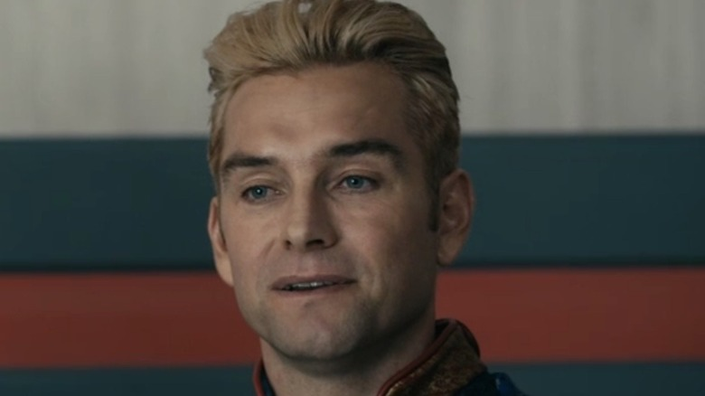 Antony Starr as Homelander in The Boys