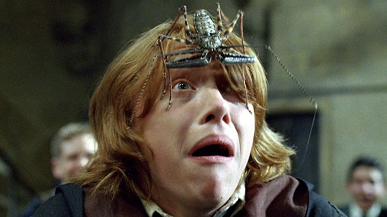 Rupert Grint in Harry Potter and the Goblet of Fire