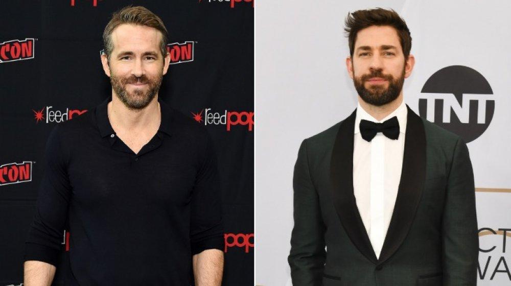 Ryan Reynolds, John Krasinski