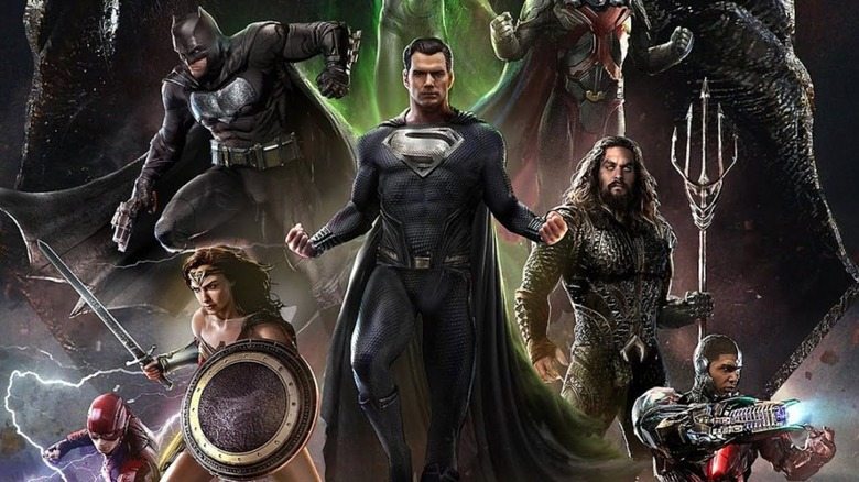 Zack Snyder's Justice League artwork by BossLogic
