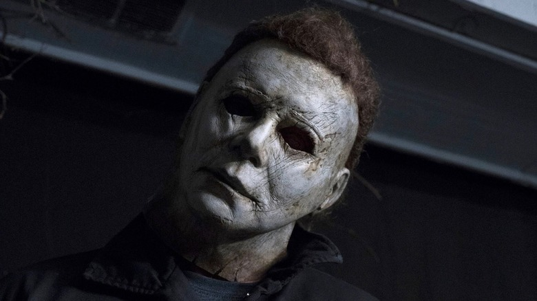 James Jude Courtney as Michael Myers in Halloween (2018)