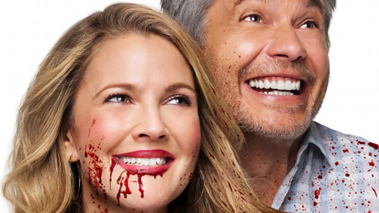 Drew Barrymore and Timmy Olyphant Santa Clarita Diet