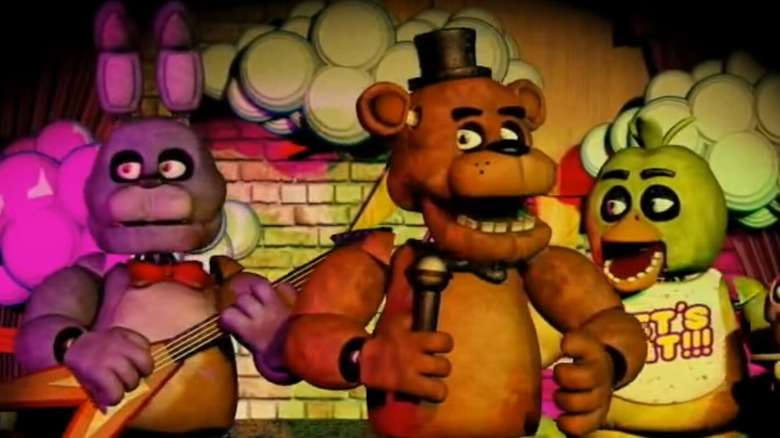Five Nights at Freddy's moments we need in the movie