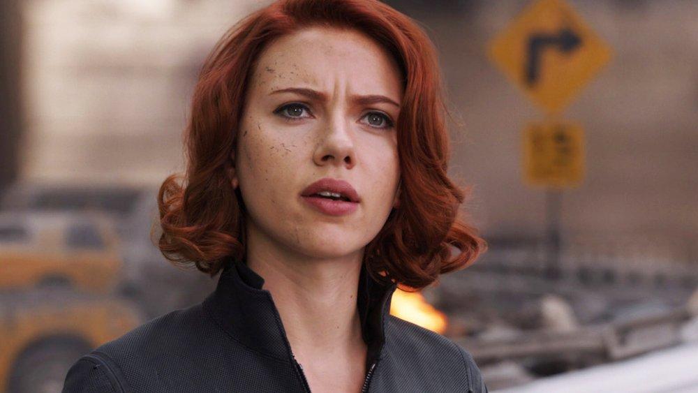 Scarlett Johansson Wasn T The First Choice To Play Black Widow