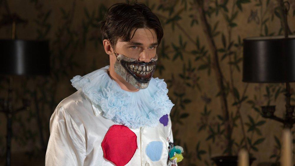 Finn Wittrock as Dandy in American Horror Story: Freak Show