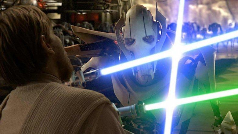 Kenobi vs Grievous