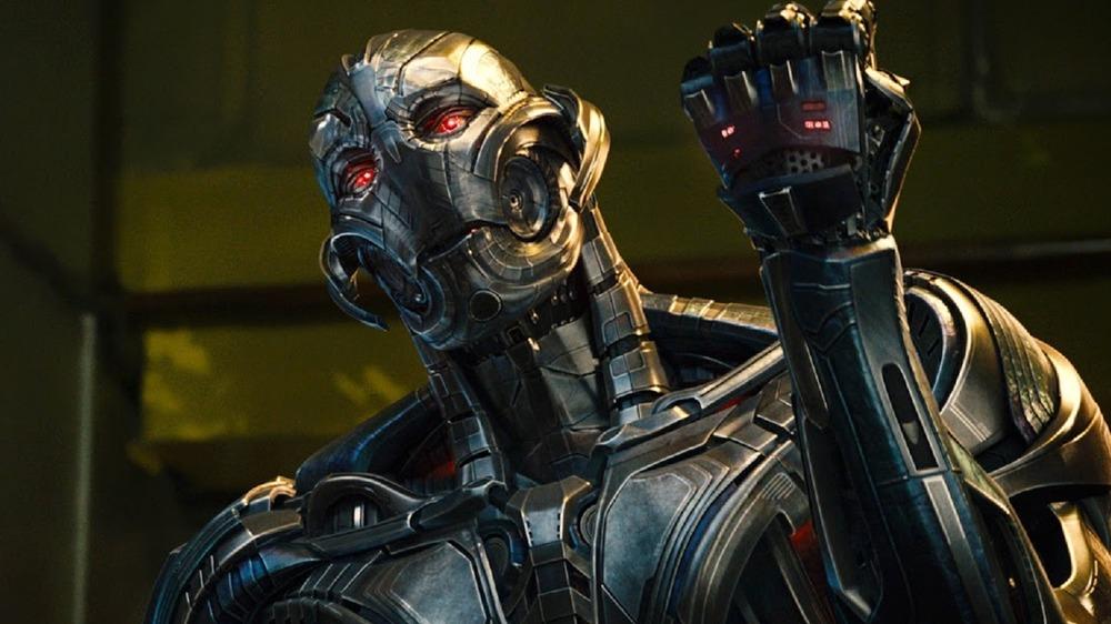 Ultron threatening