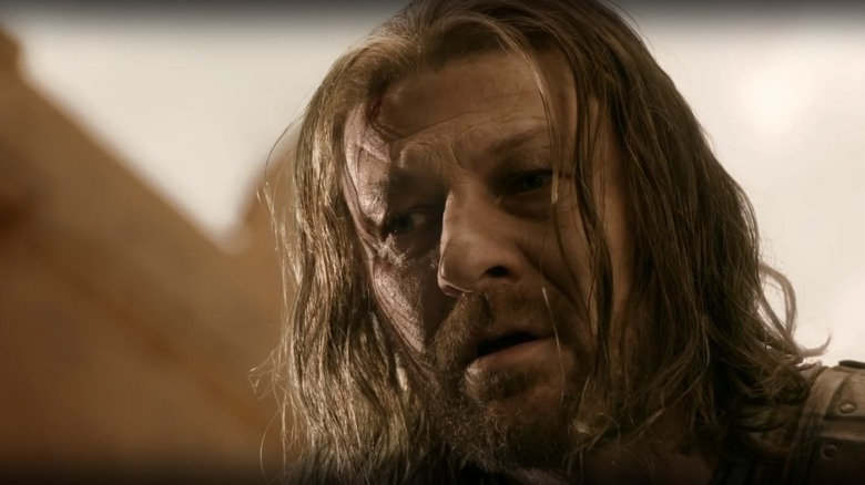 Sean Bean Ned Stark Game of Thrones