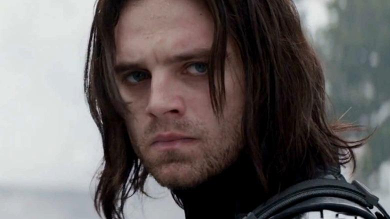 Sebastian Stan as Bucky Barnes, The Winter Soldier