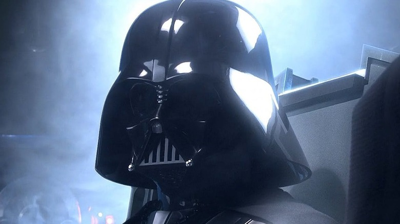 Darth Vader in Star Wars: Revenge of the Sith
