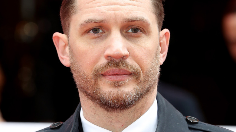 Tom Hardy red carpet