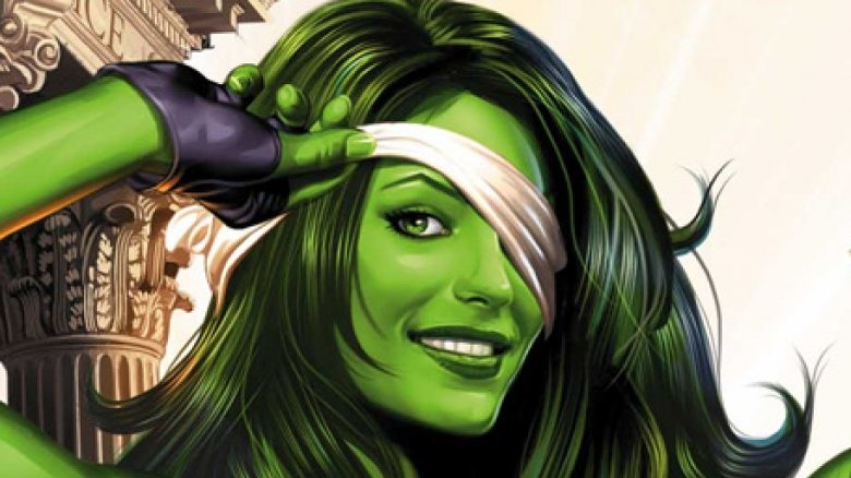 She-Hulk series in the works at Disney+